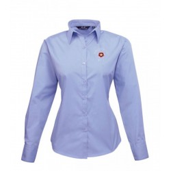 Towcestrians RFC Poplin Shirt Ladies