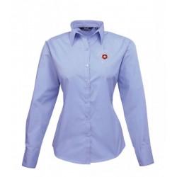 Towcestrians RFC Poplin Shirt Ladies