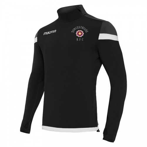 Towcestrians RFC Tigris 1/4 Zip Top JR