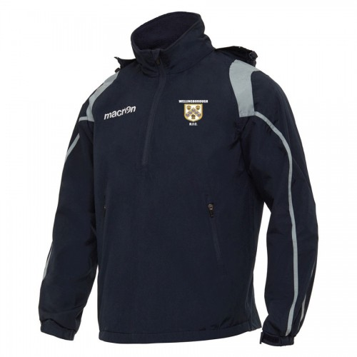 Wellingborough RFC Coral 1/4 Zip Jacket JR