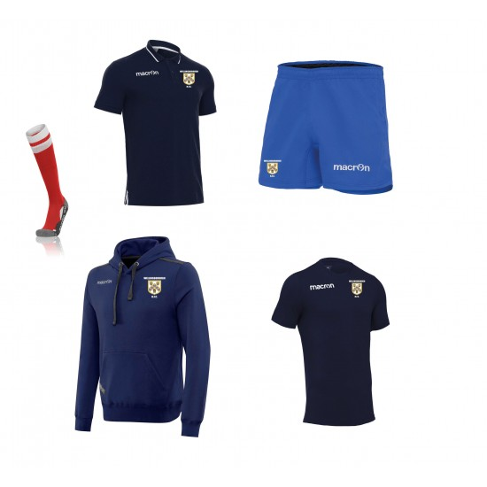 Wellingborough RFC Kit Bundle 2 SR