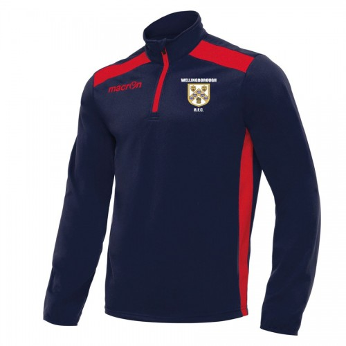 Wellingborough RFC Tarim 1/4 Zip Top JR