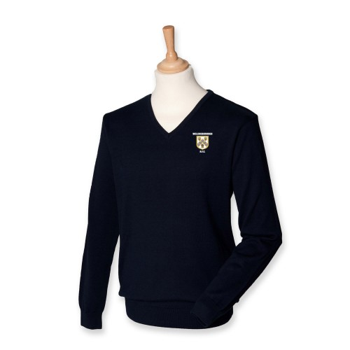 Wellingborough RFC V Neck Jumper JR