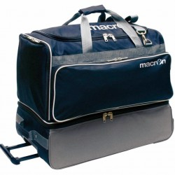 DRESDA holdall w-rigid bottom and wheels