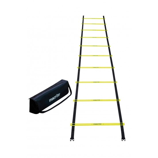 AGILITY LADDER 4M 50Cm Wide 10 Rungs (5 Pcs)