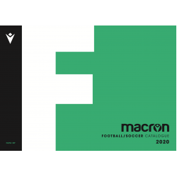 2020 Macron Football Catalogue