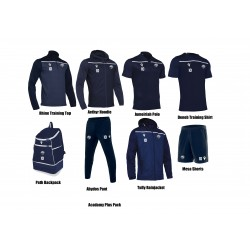 AFCRD Academy Plus Pack JR