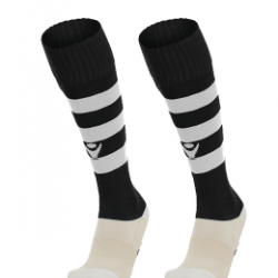 Stewarts & Lloyds RFC Hoops Socks JR