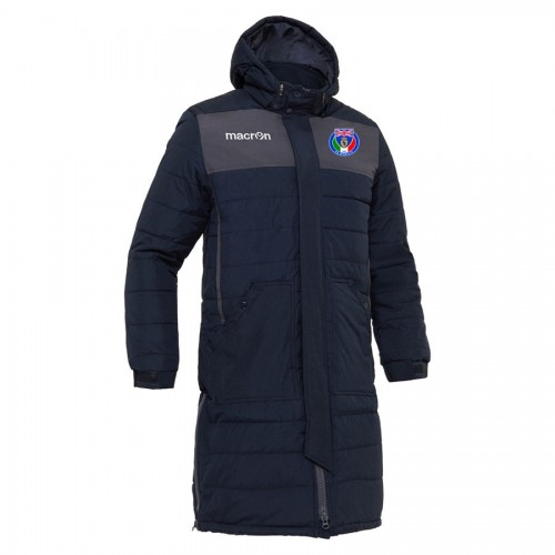 ICA Sports Suva Long Padded Jacket Navy JR