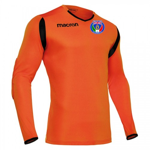 ICA Sports Antilia Goalkeeper Jersey Orange JR