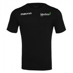Moulton College Boost Cotton Shirt Black