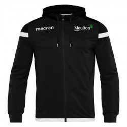 Moulton College Eadesey Tracksuit Top Black