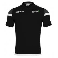 Moulton College Shofar Polo Shirt Black