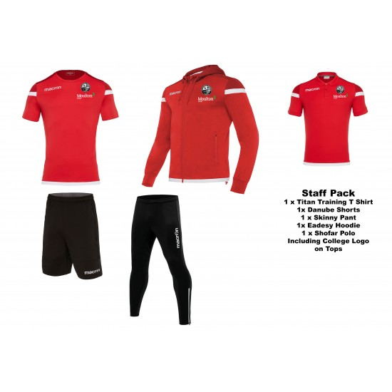 Moulton College Staff Pack Football - Skinny Pant
