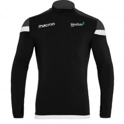 Moulton College Tigris 1/4 Zip Black
