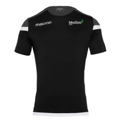 Moulton College Titan Shirt Black