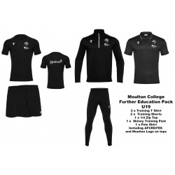 Moulton College Further Education Football Pack U19