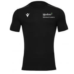 Moulton College Rigel Shirt Black Basketball