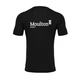 Moulton College Rigel Shirt Black Football