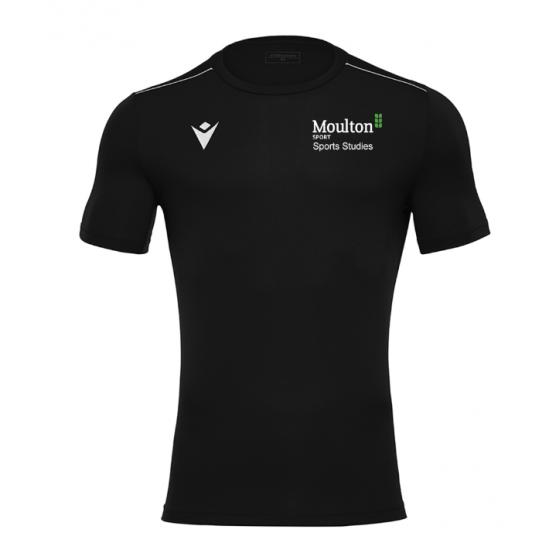 Moulton College Rigel Shirt Black Sports