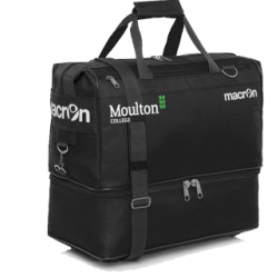 Moulton College Apex Medium Bag Black JR