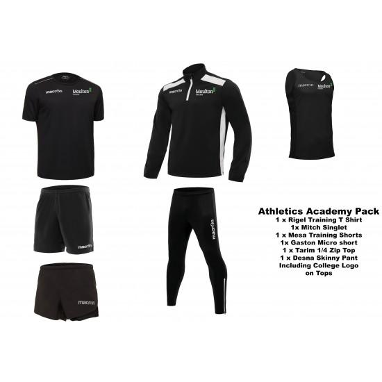Moulton College Athletics Pack
