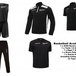 Moulton College Basketball Pack