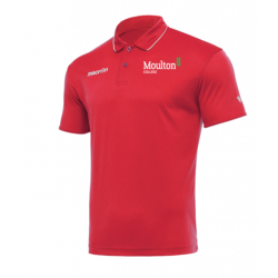 Moulton College Staff Draco Polo Shirt