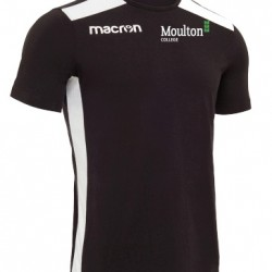 Moulton College Flute Cotton Shirt Black