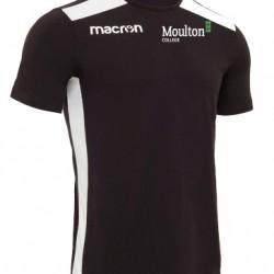 Moulton College Flute Cotton Shirt Black