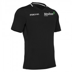 Moulton College Jet Rugby Shirt Black