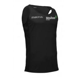 Moulton College Mitch Running Vest Black