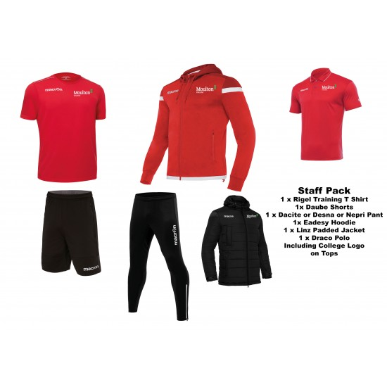Moulton College Staff Pack - Standard Pant