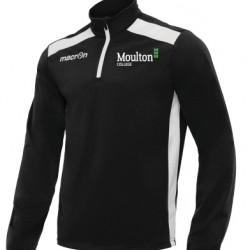 Moulton College Tarim 1/4 Zip Black