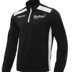 Moulton College Tarim 1/4 Zip Black