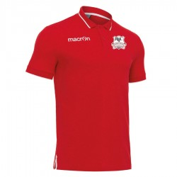 Raunds Town Youth Zouk Polo Top JR