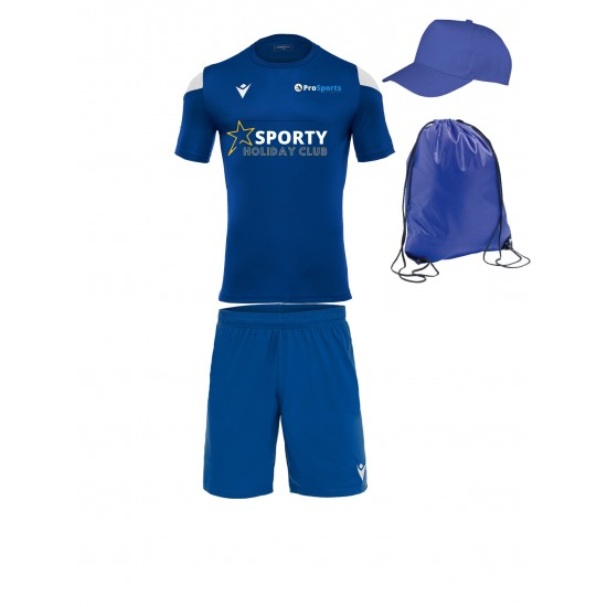 Sporty Full Club Kit JR