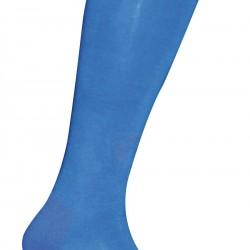 TWIN TECH calza cotone monocolore