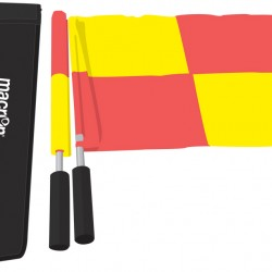 Linesman Flags With Case
