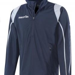 CORAL 1/4 zip shower jacket W-fleece childrens