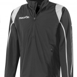 CORAL 1/4 zip shower jacket W-fleece