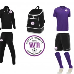 WRFC Training Pack JR