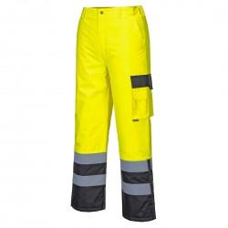 Hi-Vis Contrast Trousers